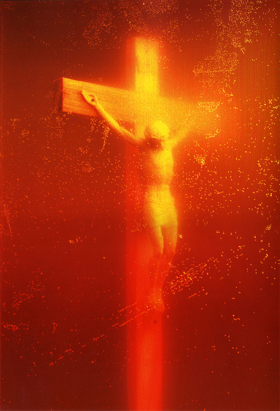 Immersion (Piss Christ) Andres Serrano